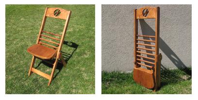 Chaise pour musicien